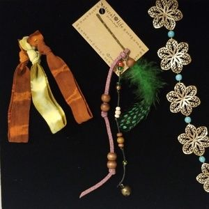 Hair accessories by Natural Life